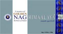 Golden Nag  Himaalaya 12x15g - Click for more info