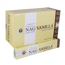 Golden Nag  Vanilla 12 x 15g