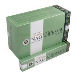 Golden Nag White Sage 15g
