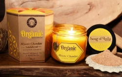 OrgGood Mysore Chandan candle - Click for more info