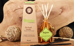 OrgGood PatchVan reed diffuser