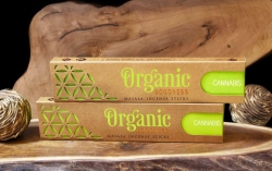 SOI Organic Goodness incense (4oic - Cannabis, 12 pkts)