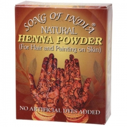 SOI Nat Colour Henna Pwd, 80g