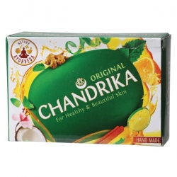 Chandrika Soap, 75g