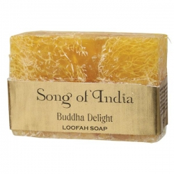 SOI Loofah soap, BuddhaDelight