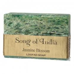 SOI Loofah soap, Jasmine