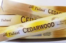 Tulasi Cedarwood  6 x 20g