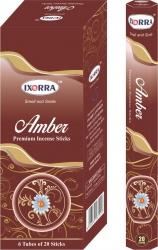 50% Ixorra Amber  hex 6x20g - Click for more info