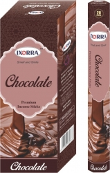 Ixorra Chocolate hex 6 x 20st