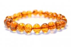 25% DISC  bracelet Cognac 18cm - Click for more info