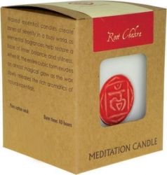 Chakra candle - Root