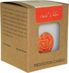 Chakra candle - Sacral