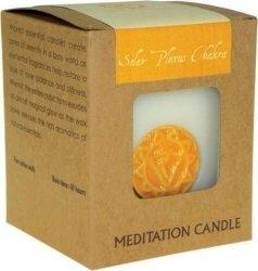Chakra candle - Solar Plexus