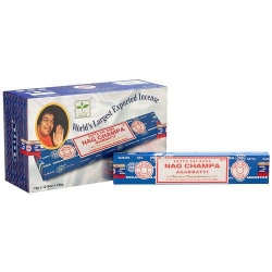 Nag Champa STICKS (boxed) - Click for more info