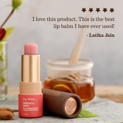 SoulTree LipBalm HibiscusHoney - Click for more info