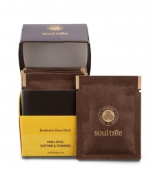 SoulTree Radiance face pack - Click for more info