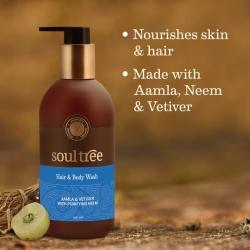 50% SoulTr Hair& BodyWash11/21
