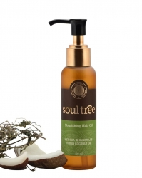 SoulTree Nourishing Hair Oil - Click for more info