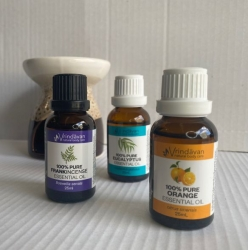 Vrindavan Essential Oils, 25mL - Click for more info