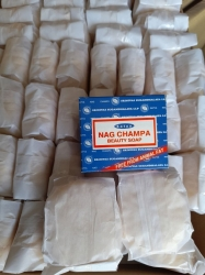 NagChampaSoap 150g  PLAIN WRAP
