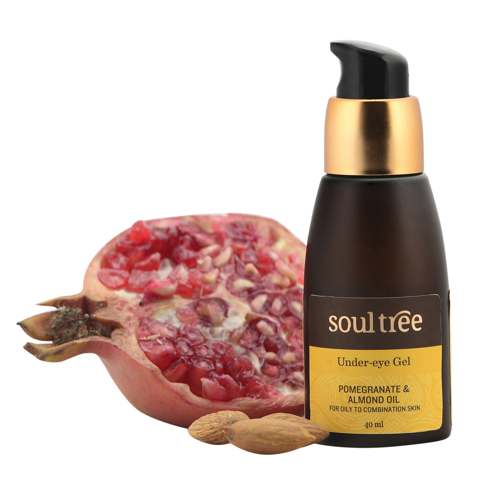 50% SoulTr UnderEye Gel  9/21